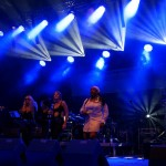 Kat Moore mit Tuneship live in Hannover